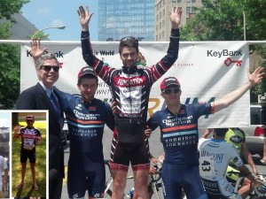 Evan Murphy Wins the White Plains Crit