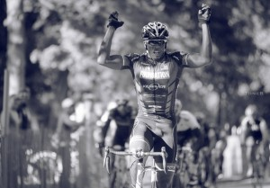 Adam Alexander winning in New York's Central Park