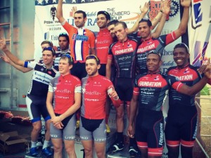 Foundation 2nd at 2014 usa crits