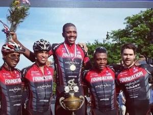 Foundation Cycling Elite Team 2015